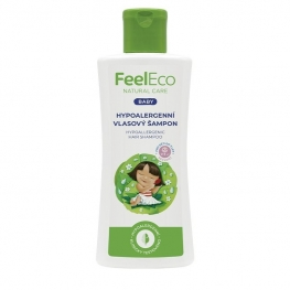 Feel Eco Baby Hypoalergénny vlasový šampón 200 ml