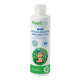 Feel Eco Baby Hypoalergénny sprchový gél 200 ml