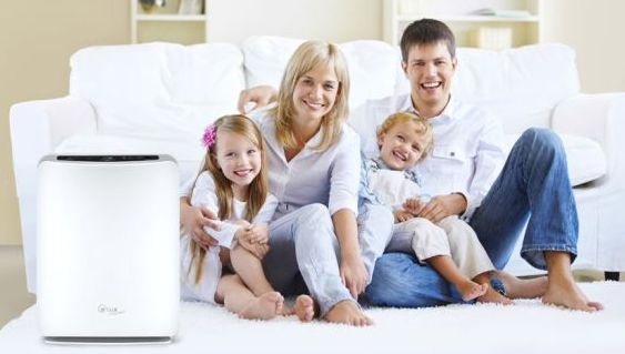 S čističkou vzduchu budete mať v domácnosti čistý vzduch bez peľov a ďalších nečistôt